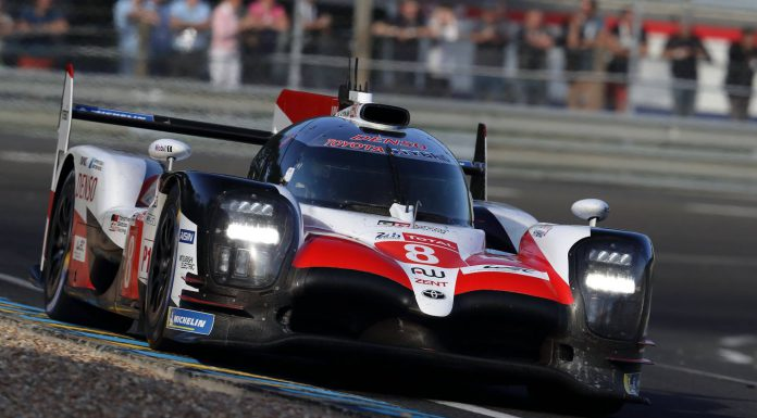 Toyota Wins 24 Hours of Le Mans 2018