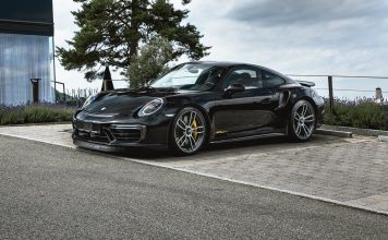 Techart GTsport 991.2 Turbo S