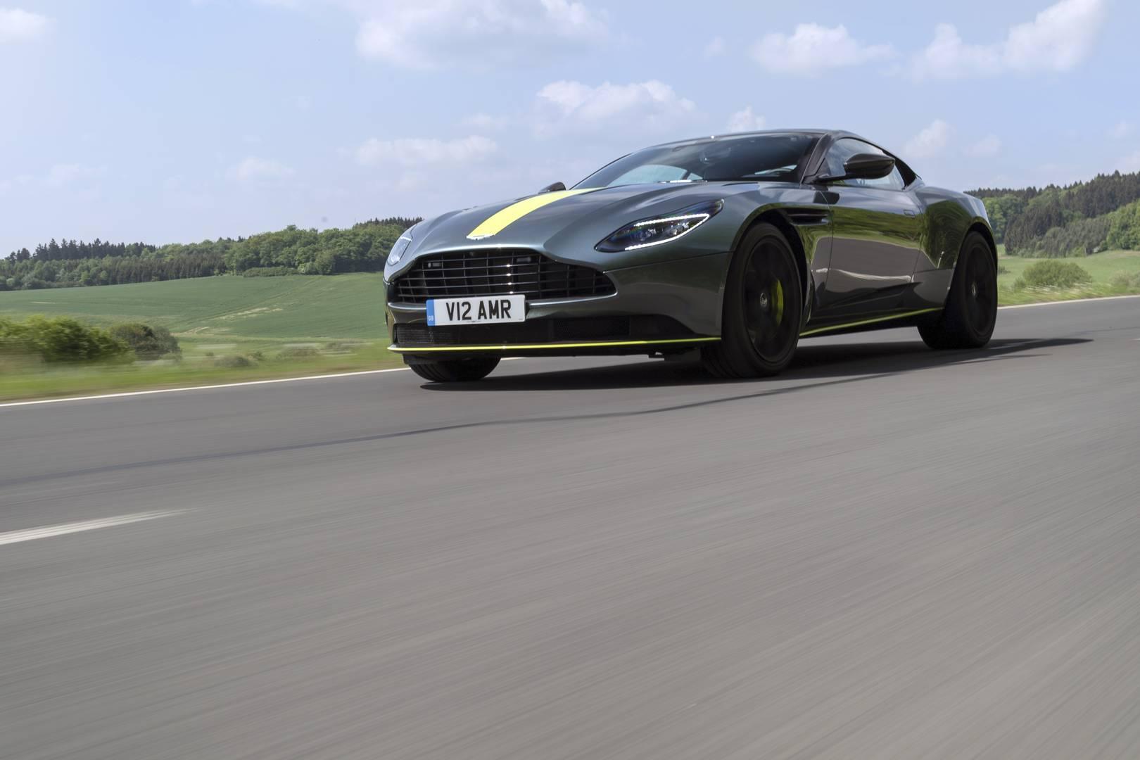 2019 Aston Martin Db11 Amr Review Gtspirit