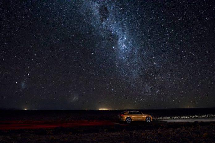 Audi Q8 Stars