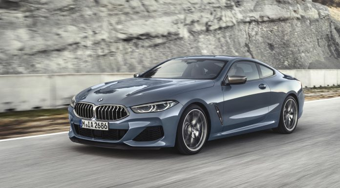 BMW 8 Series Official Details