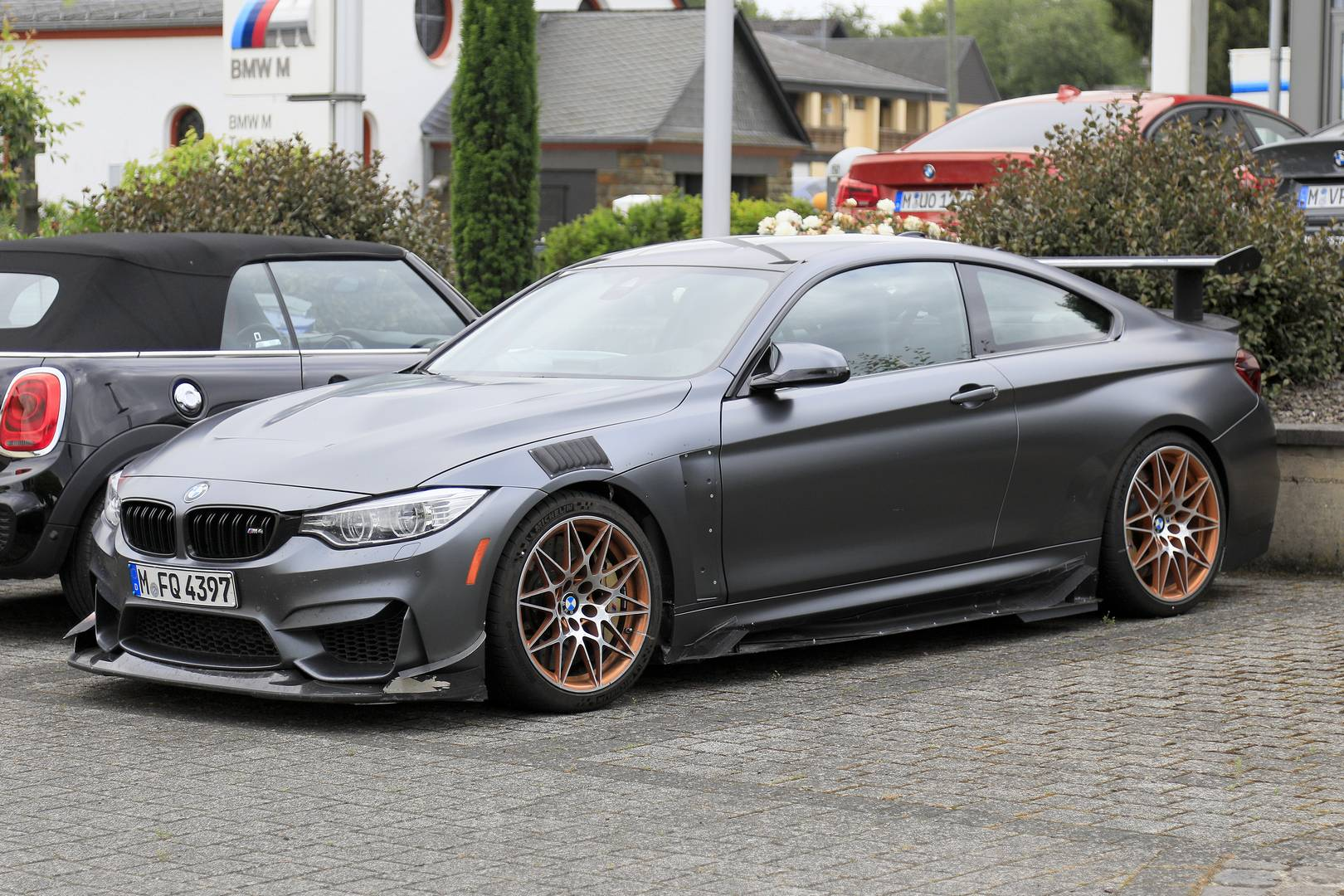 bmw m4 to get final swan song extreme bmw m4 gts seen. Black Bedroom Furniture Sets. Home Design Ideas
