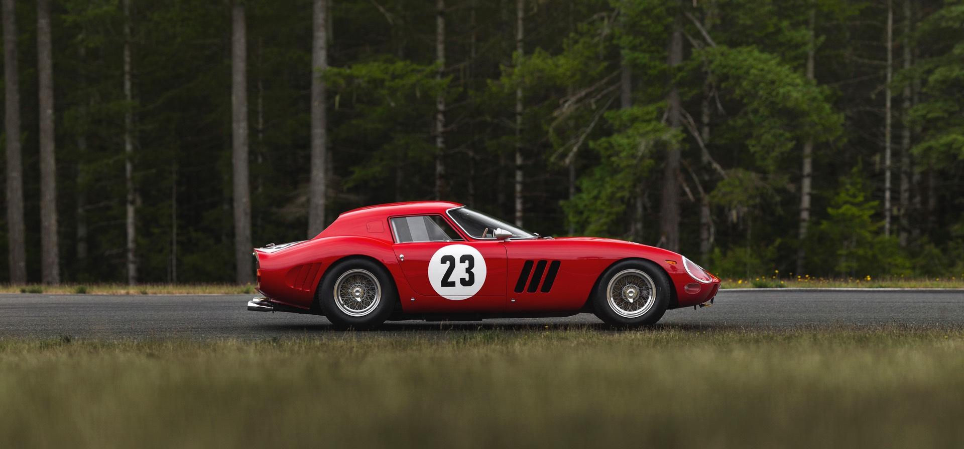 Ferrari 250 GTO RM Sothebys Side