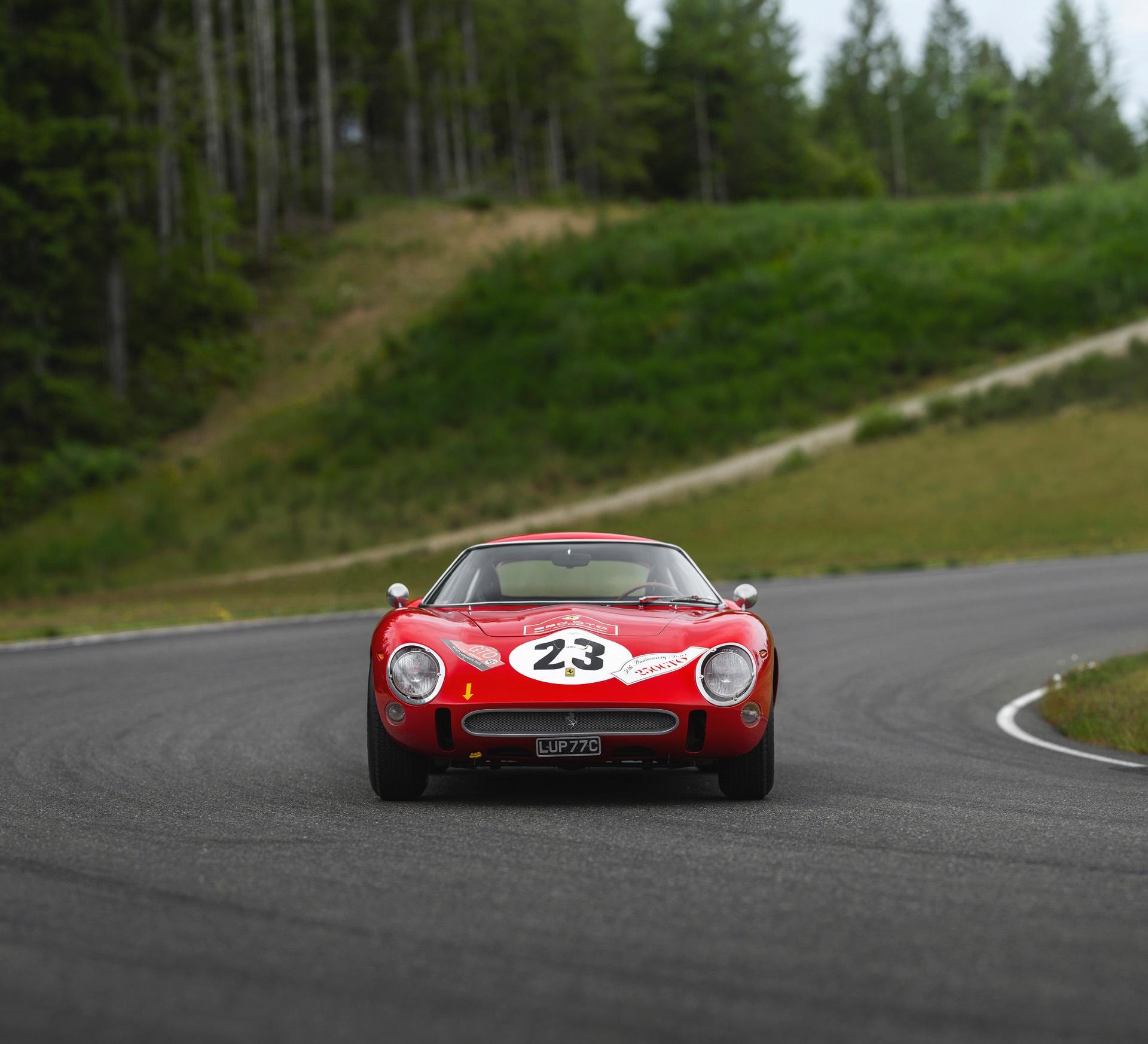 Ferrari 250 GTO RM Sothebys Front