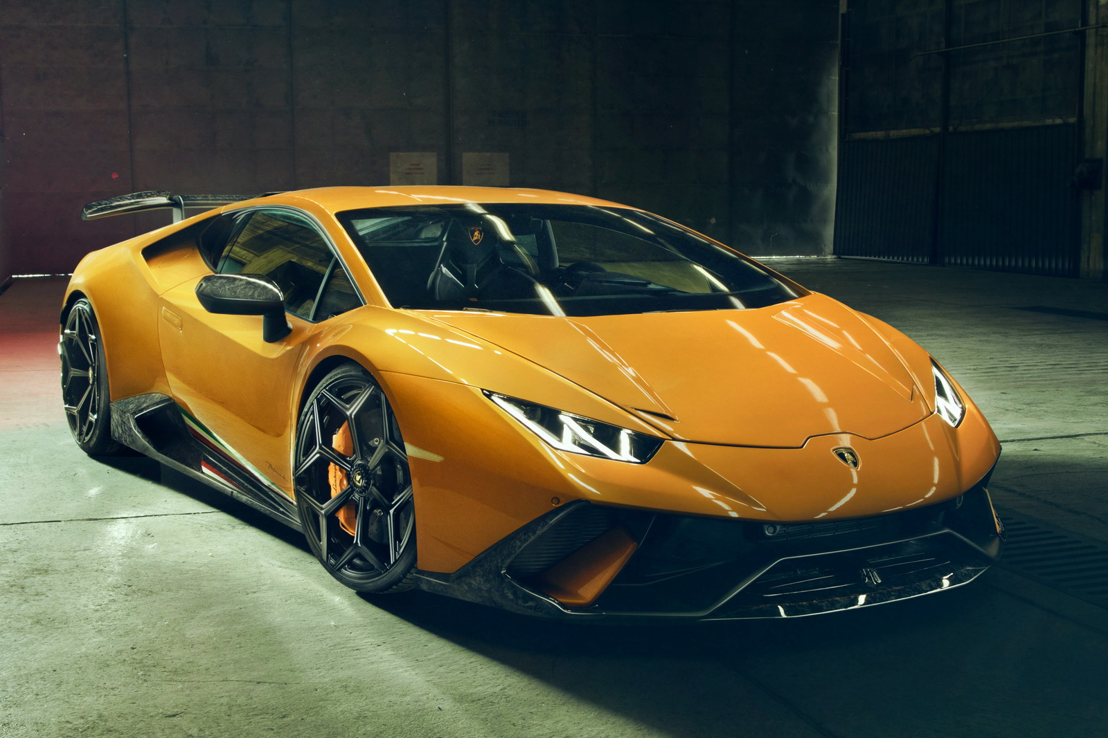 novitec reveals lamborghini huracan performante upgrades - gtspirit