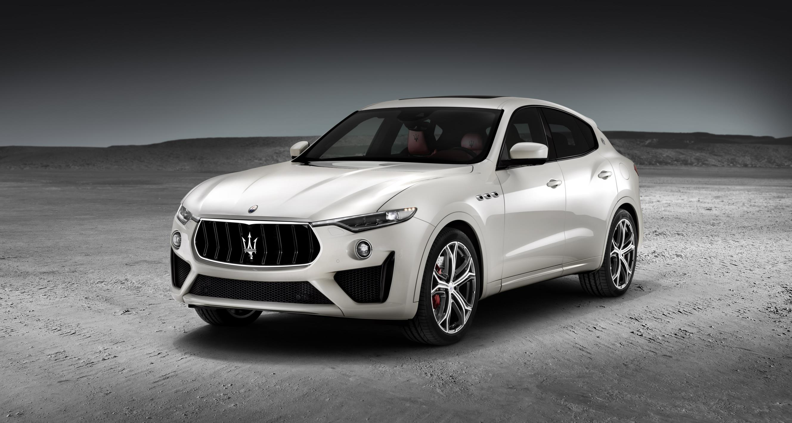 2019 Maserati Levante GTS Launched with 550hp V8