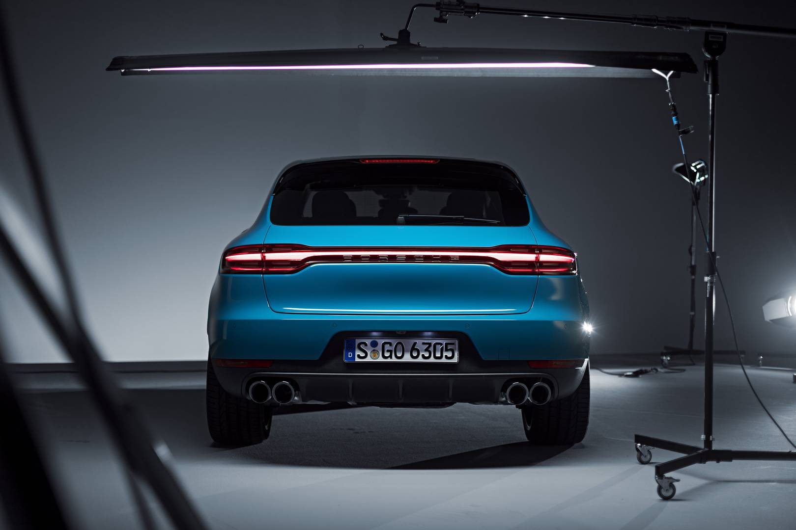 Official: 2019 Porsche Macan