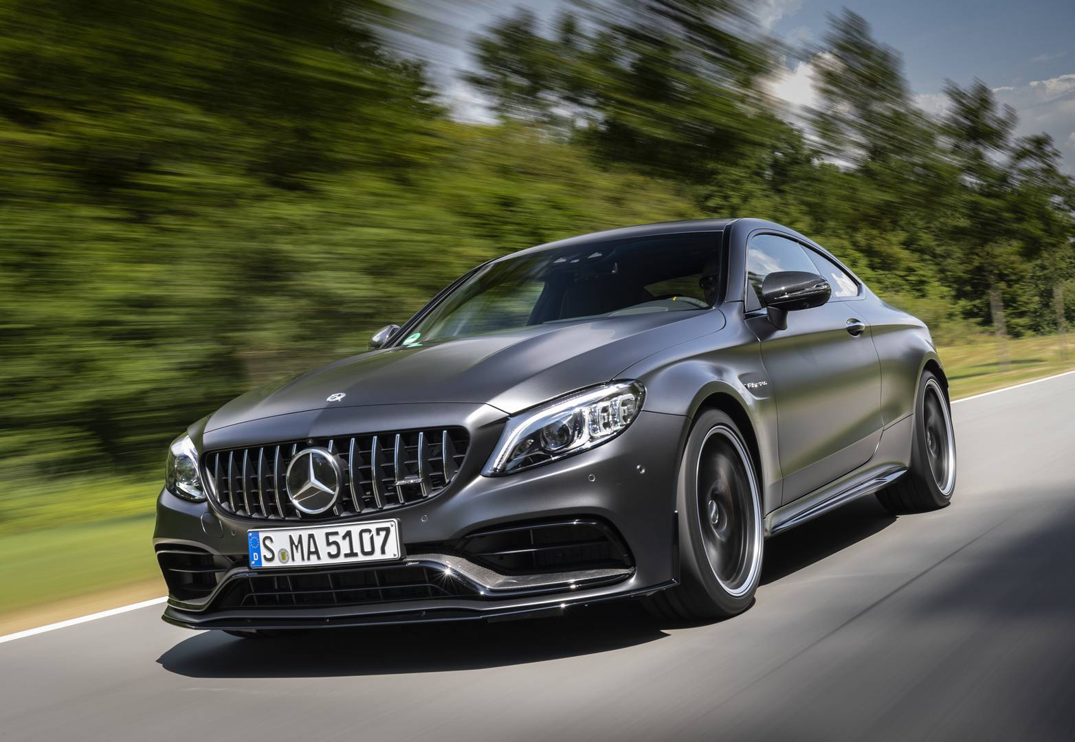 2019 Mercedes-AMG C 63 Review