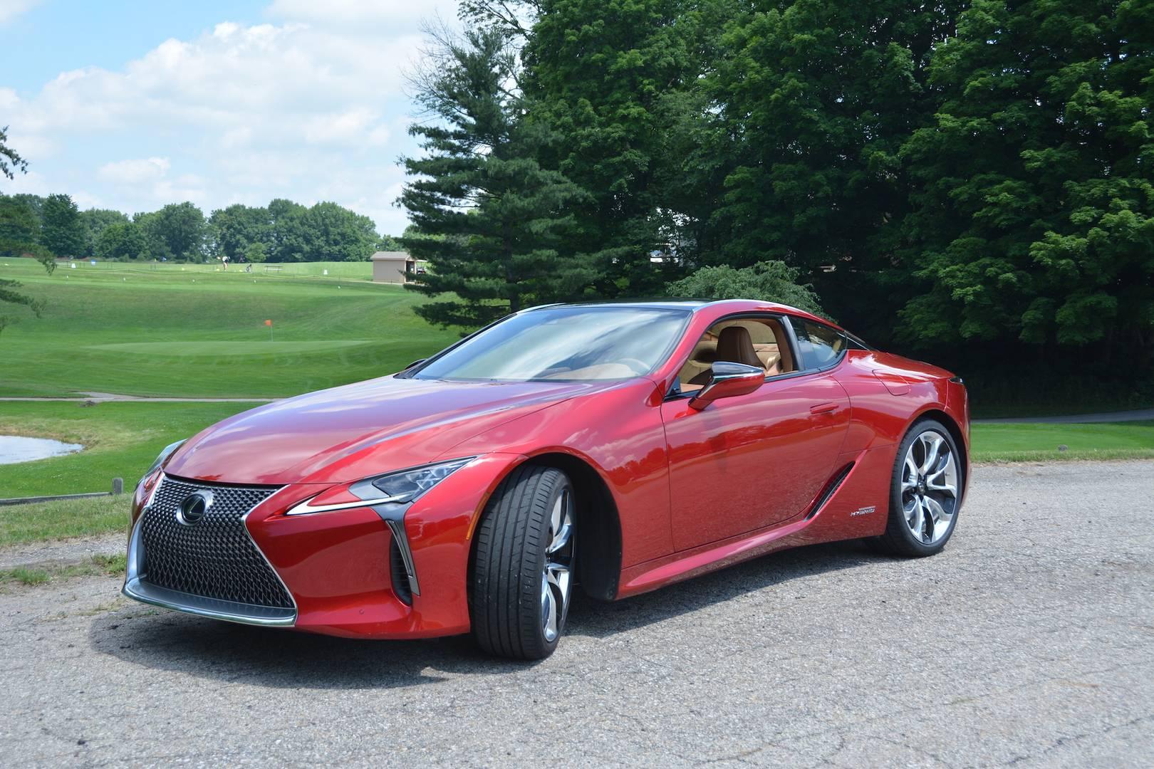 2018 Lexus Lc 500h Review Gtspirit