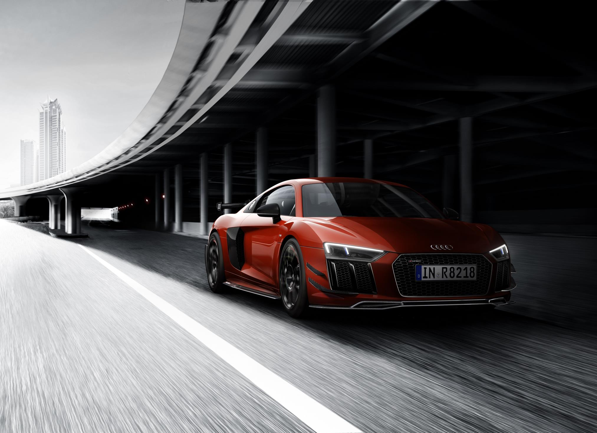 Audi Announces 44 Limited Edition 2018 Audi R8 V10 Plus Gtspirit