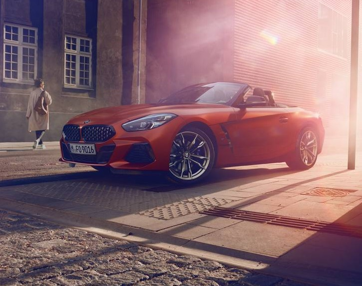 2019 BMW Z4 M40i First Edition Revealed with 340hp