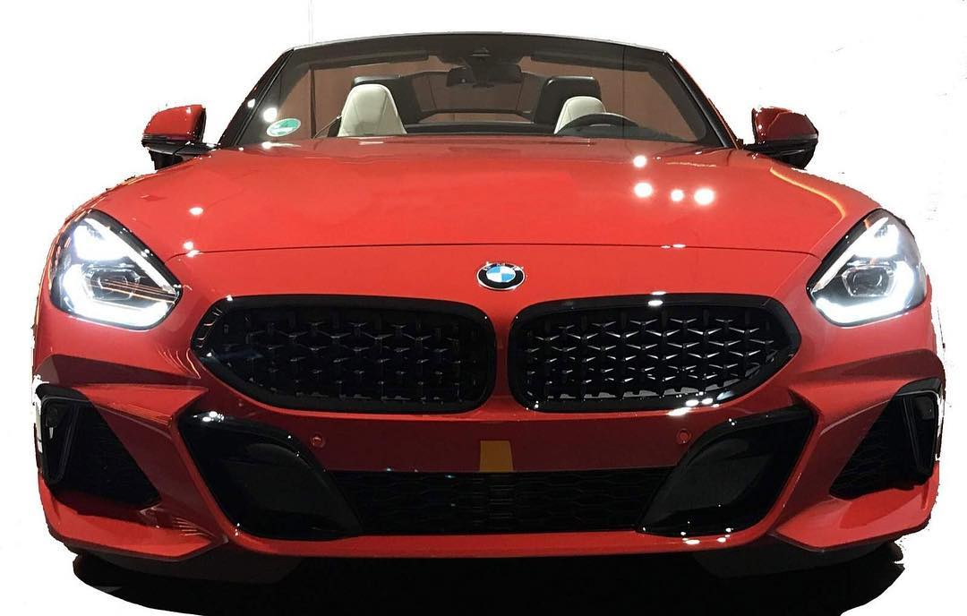 2019 BMW Z4 M40i Leaked ahead of Pebble Beach