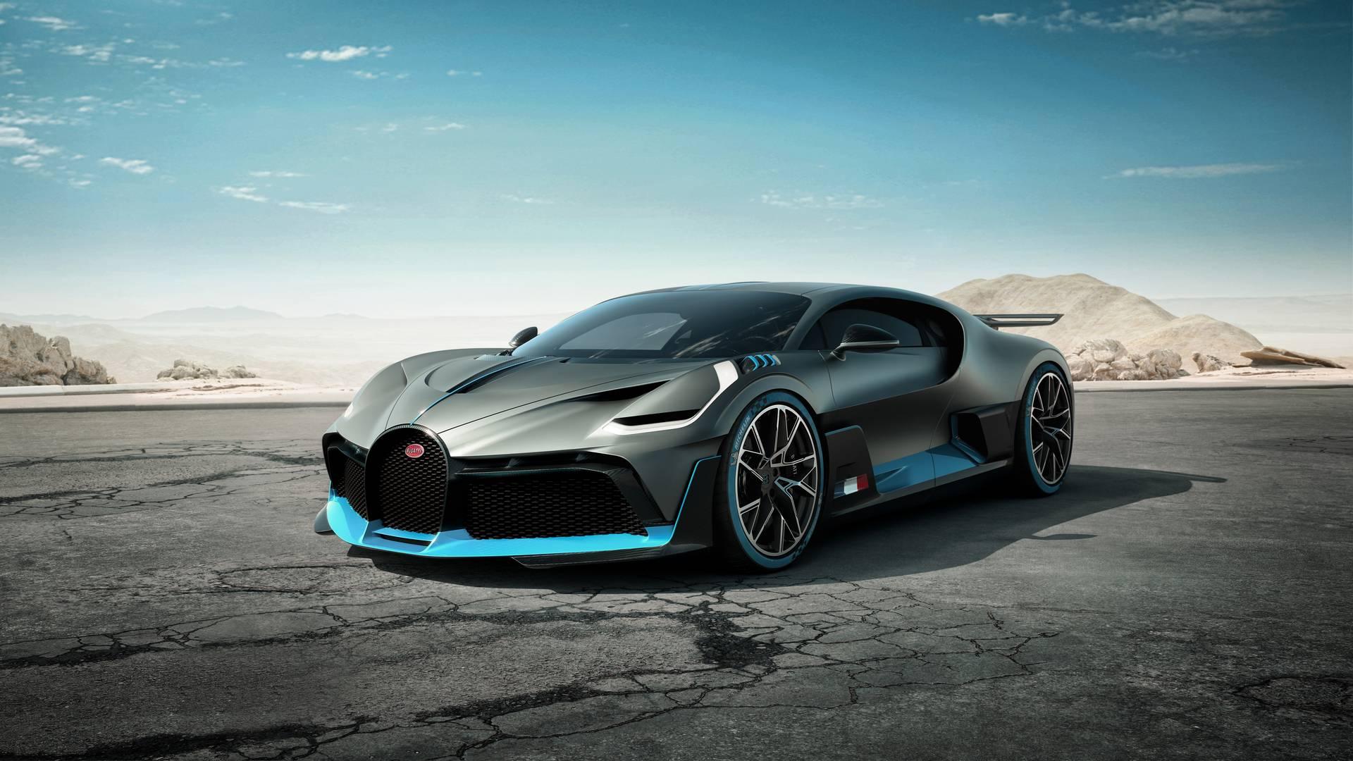 Bugatti Divo Revealed: $6 Million Hypercar Built for Corners