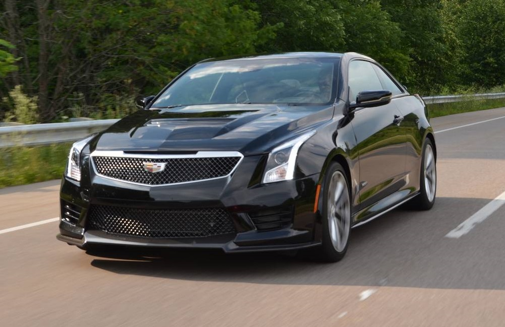 2019 Cadillac Ats V Coupe Review Gtspirit