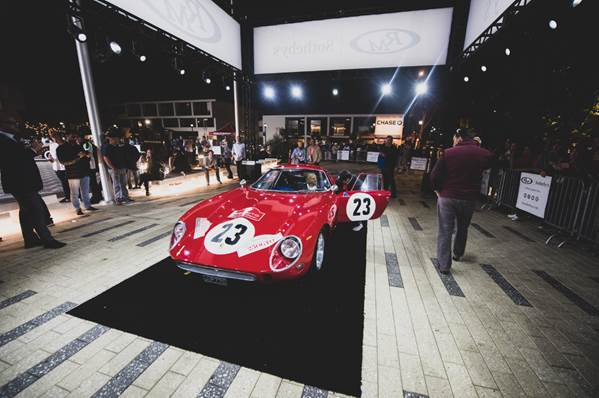 1962 Ferrari 250 GTO Sells for Record $48.2 Million – Most Expensive at Auction