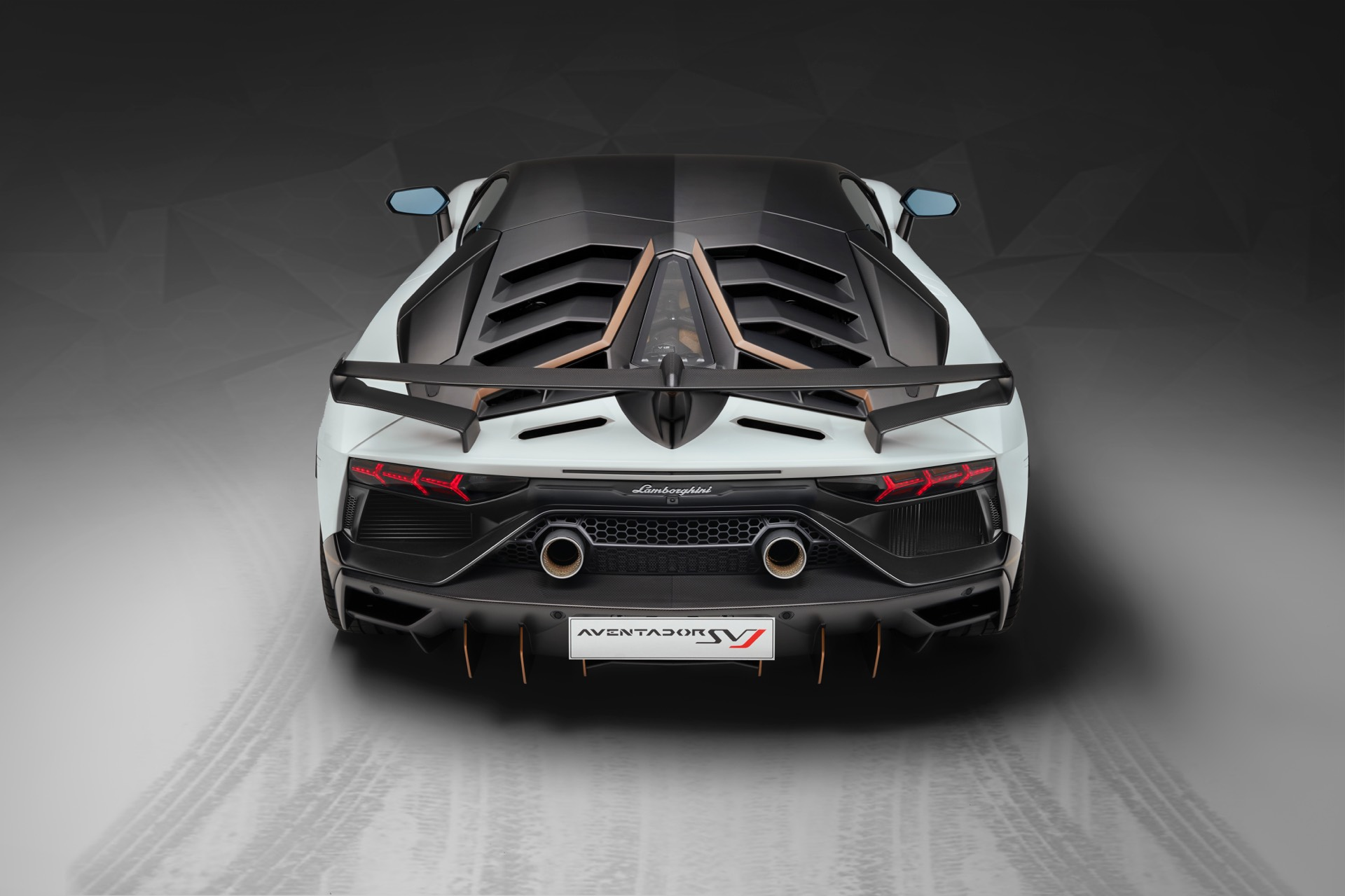 Lamborghini Aventador Svj Officially Revealed Gtspirit