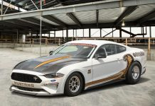 Ford Mustang Cobra Jet Revealed Fastest Mustang Ever