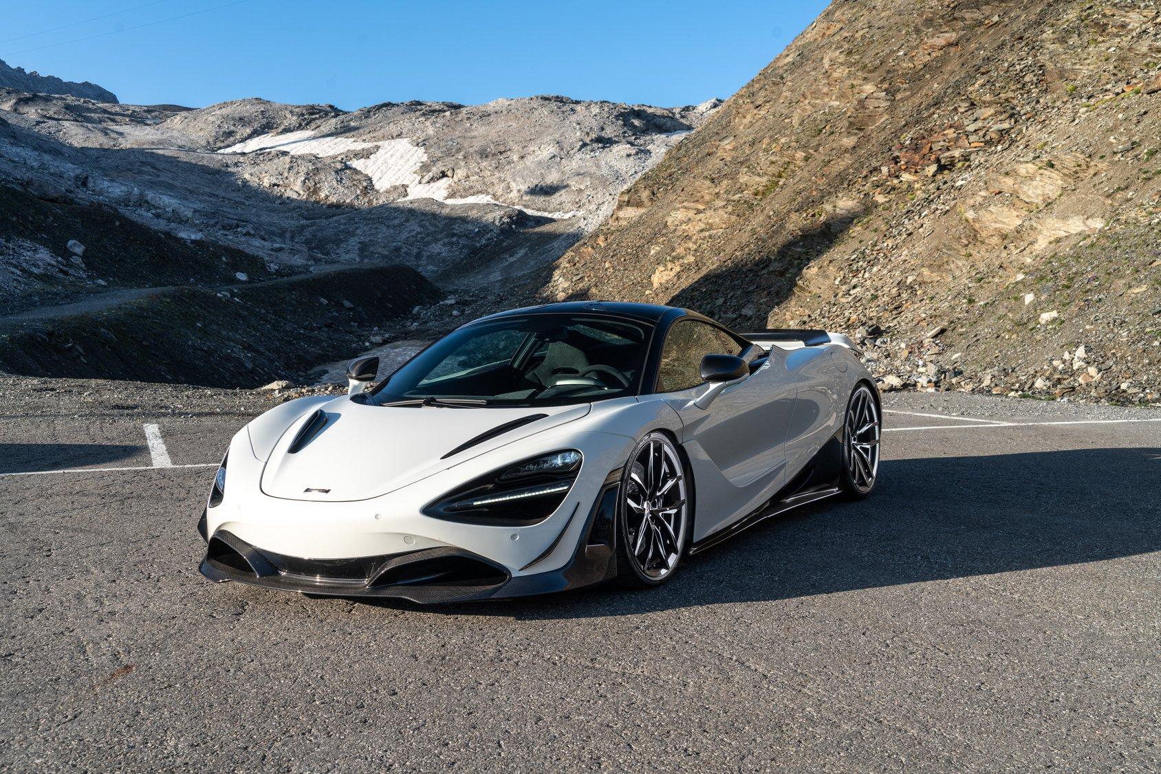Novitec Reveals Upgraded McLaren 720S