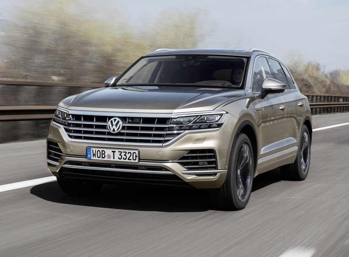 2019 Volkswagen Touareg V6 TDI Review
