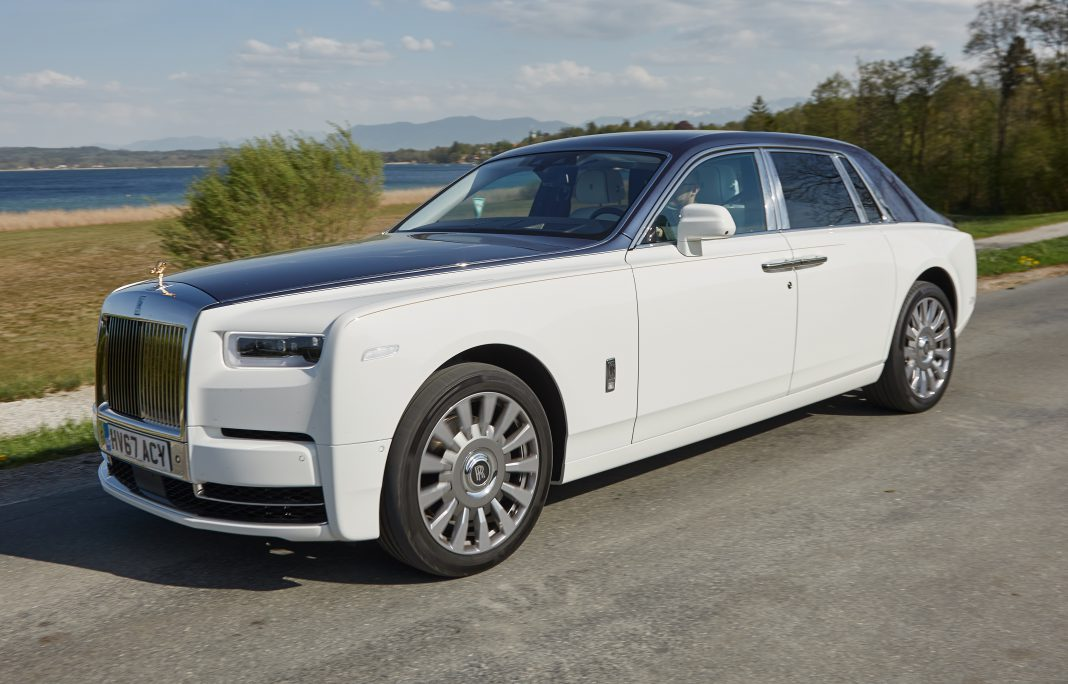 2018 Rolls-Royce Phantom Review