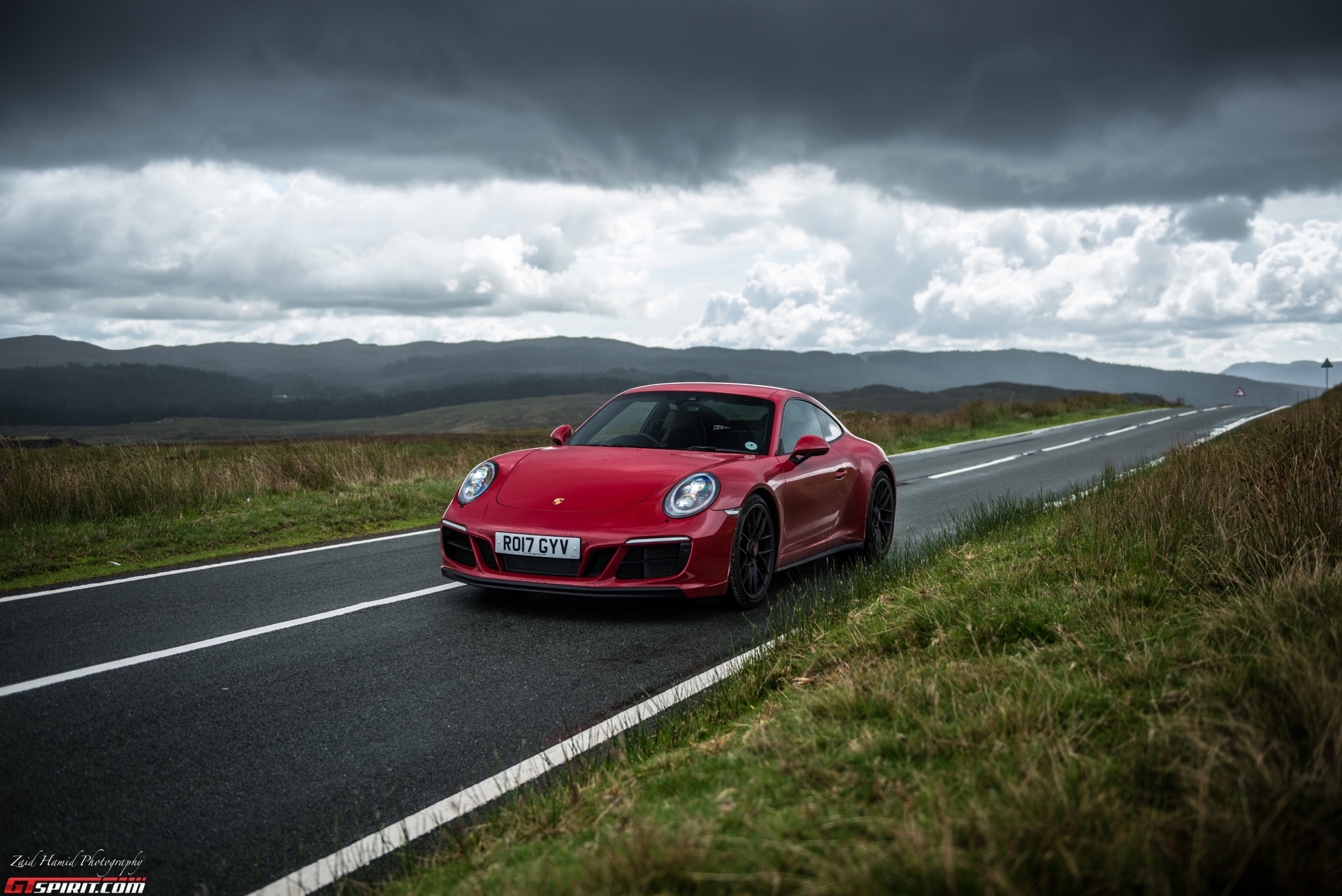 Special Report: Exploring Wales With A Porsche 911 GTS