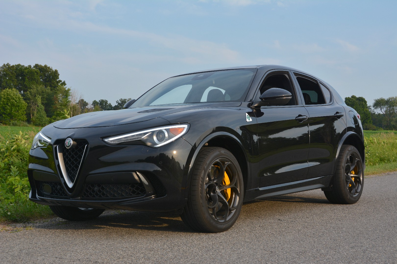 2019 Alfa Romeo Stelvio Quadrifoglio Review Gtspirit