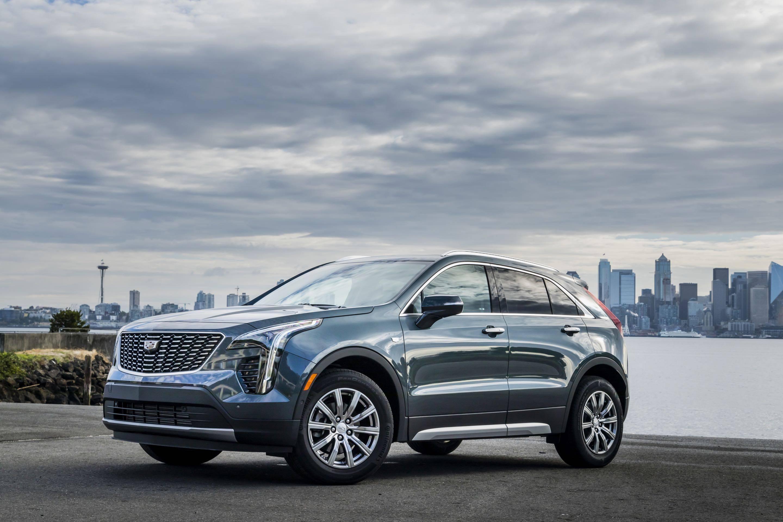2019 Cadillac Xt4 Review Gtspirit