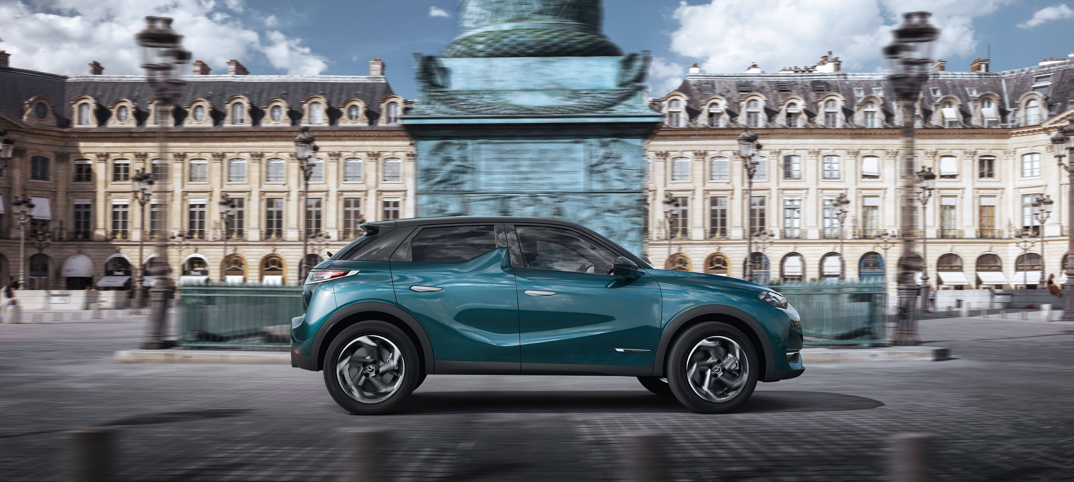 2019 citroen ds3 crossback e tense review gtspirit. Black Bedroom Furniture Sets. Home Design Ideas