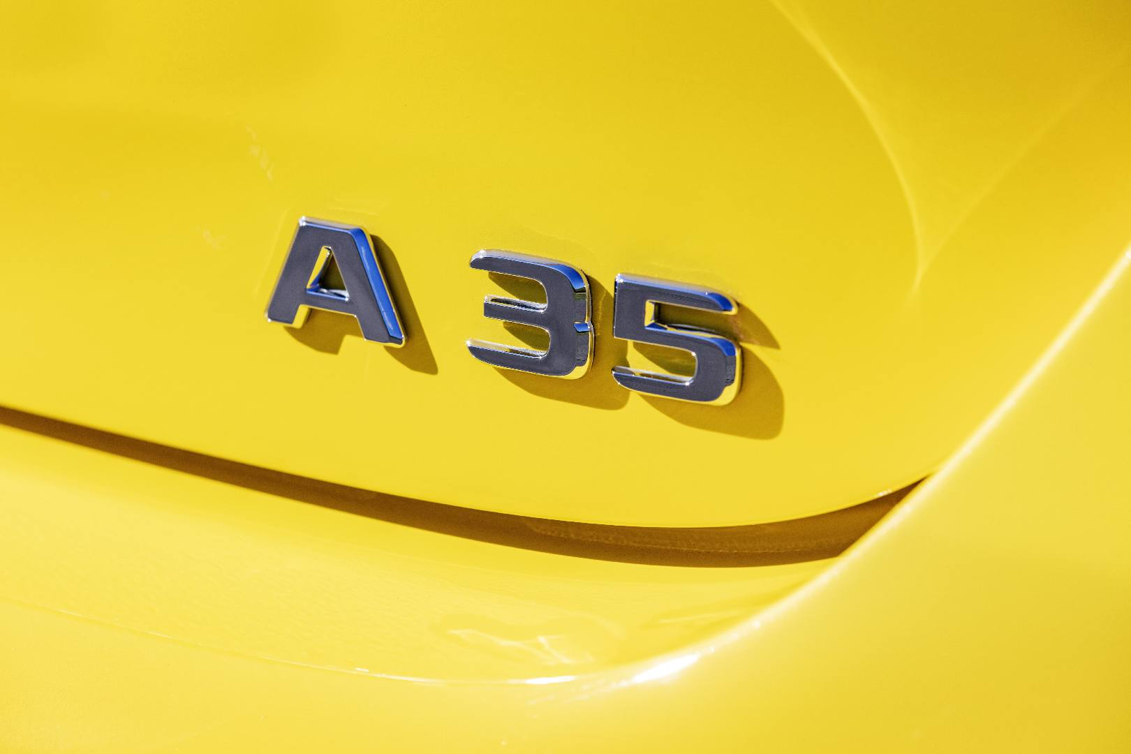 Mercedes-AMG A35 hot hatchback revealed ahead of Paris Motor Show
