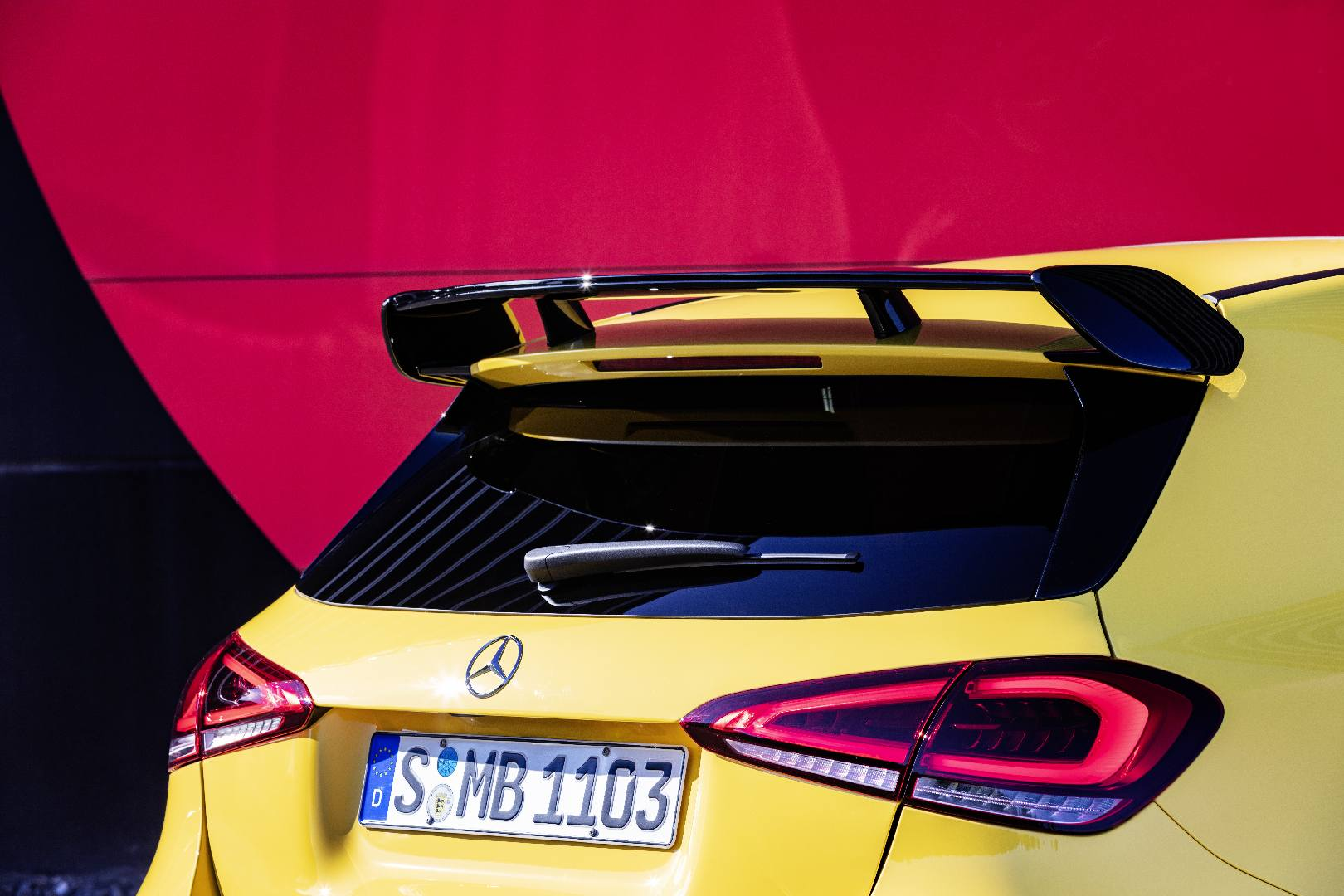Mercedes-AMG A35 revealed, here in late 2019