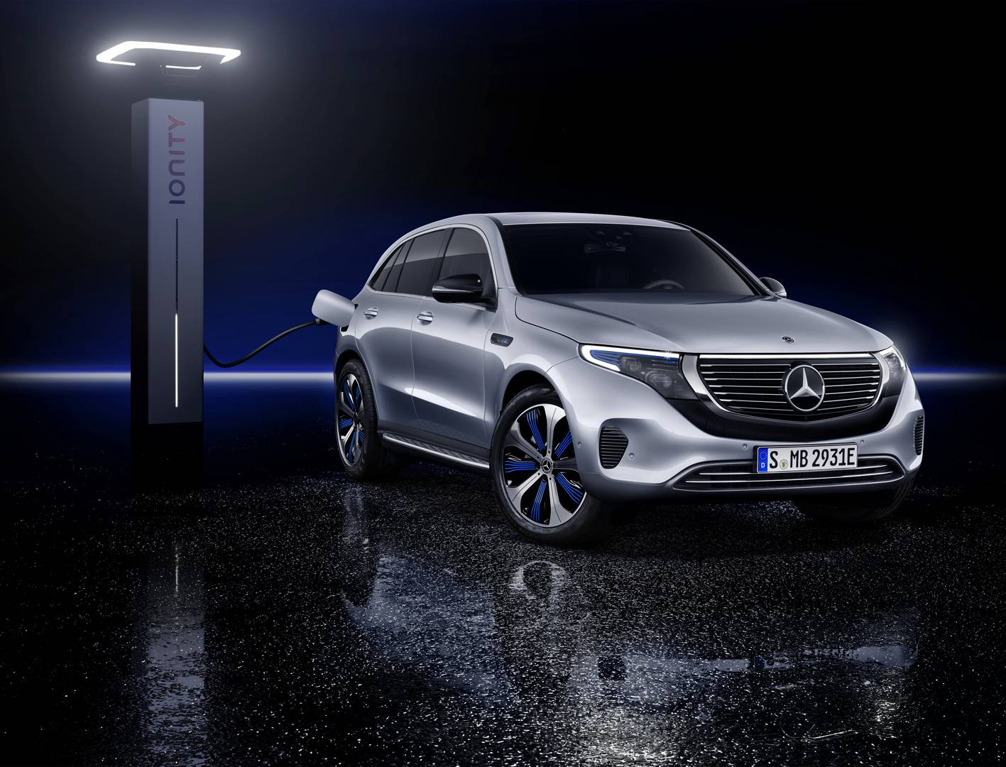Different Suv Models >> All New Mercedes-Benz EQC Revealed - Full Electric SUV - GTspirit