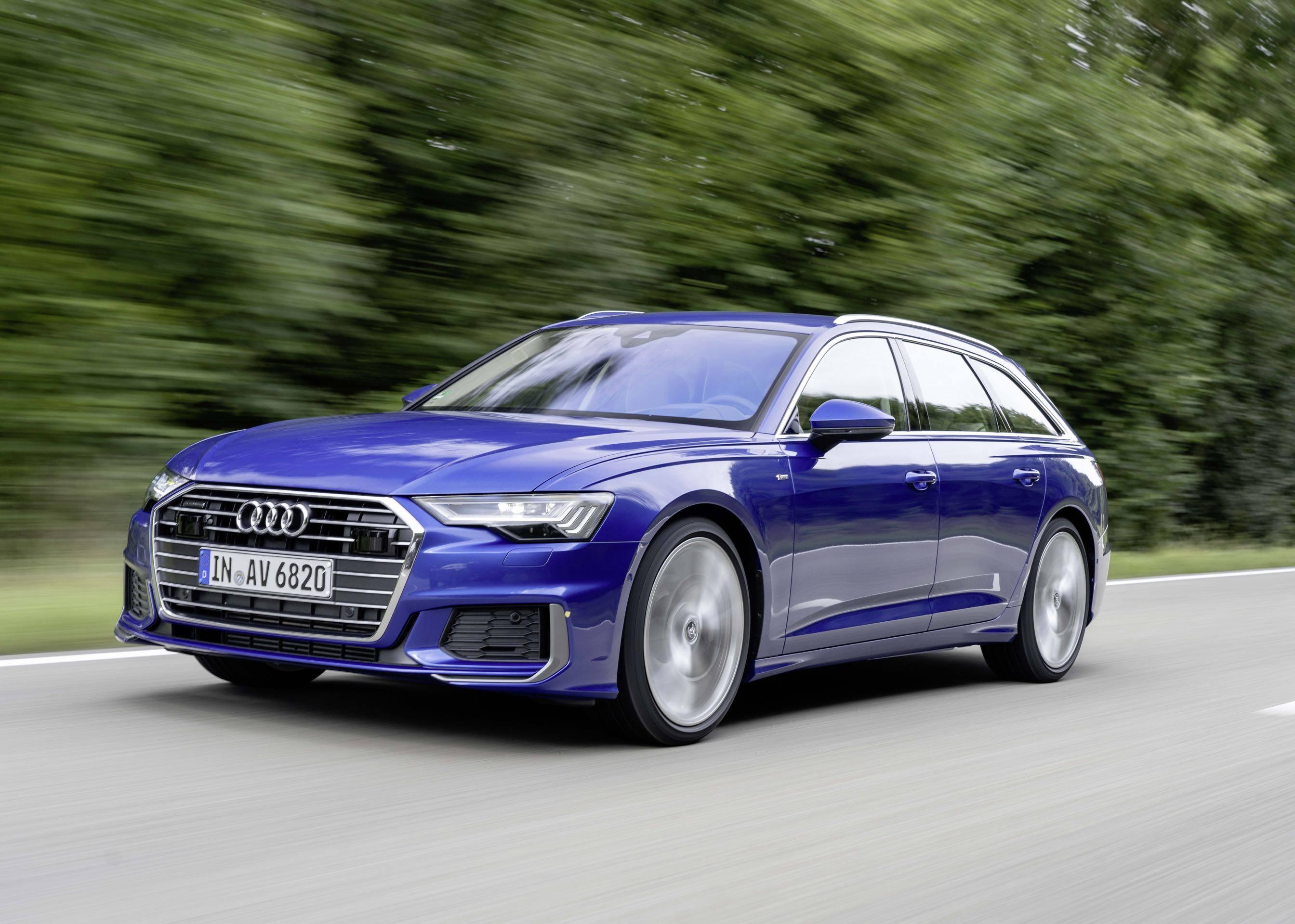 2019 Audi A6 Avant Review