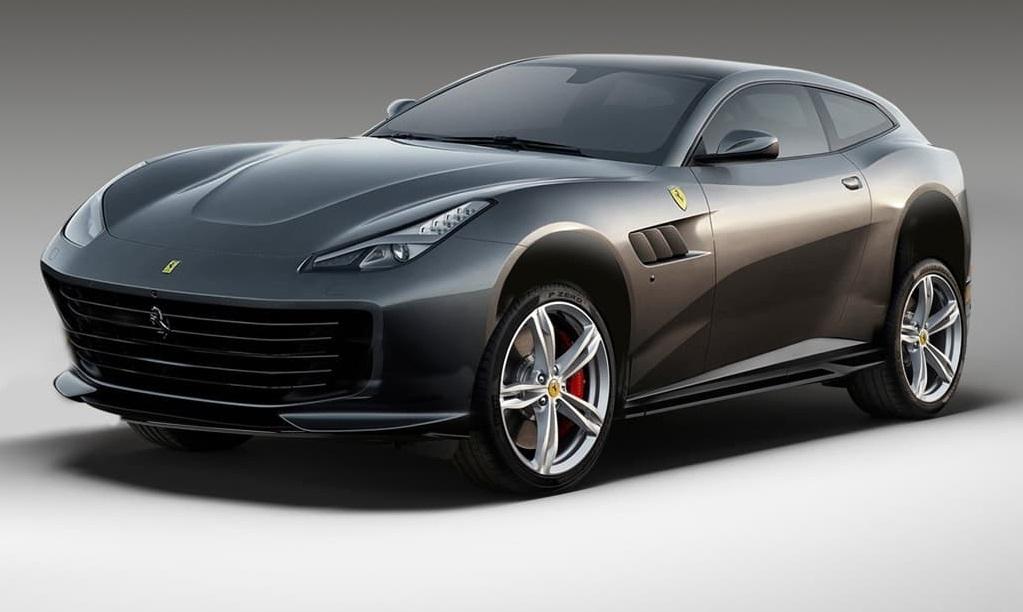 Ferrari Purosangue: Brand's First SUV to Debut in 2022