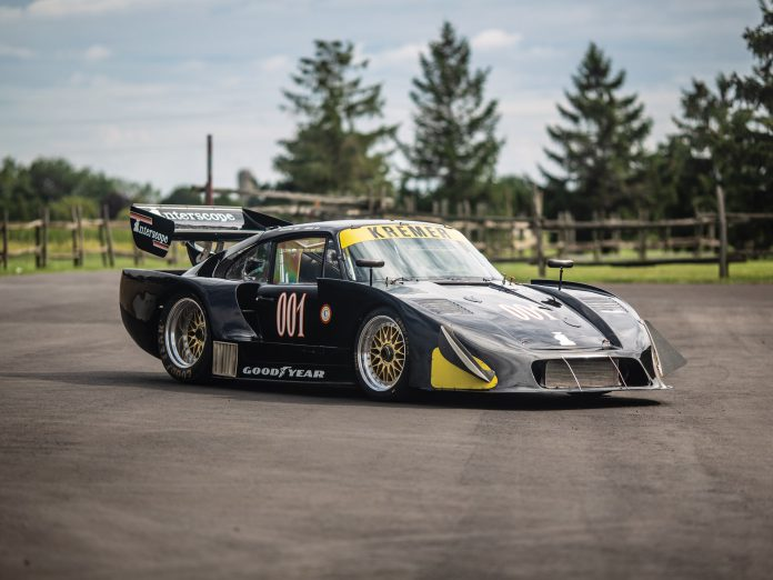 1980 Porsche 935 K4