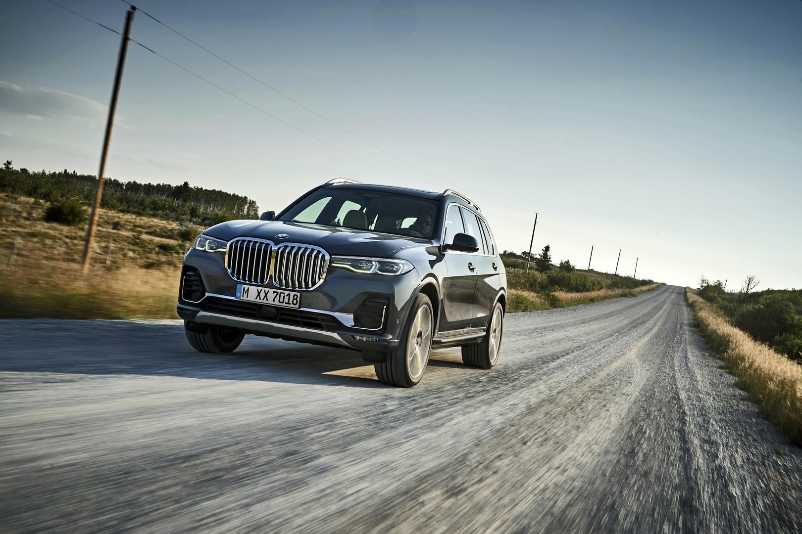 2019 BMW X7 Exterior