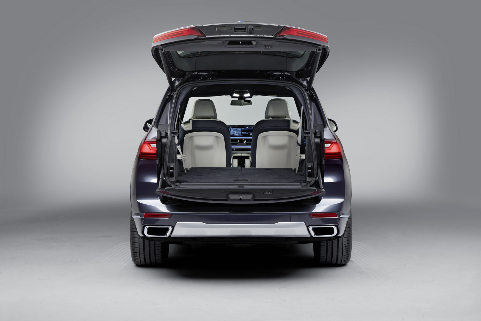 2019 BMW X7 Boot/Trunk
