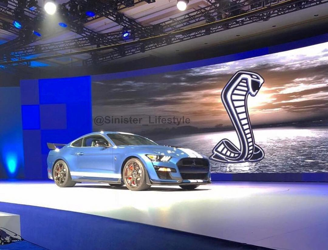 Mustang Super Snake For Sale >> 2019 Ford Shelby Mustang GT500 Leaked - 800hp+ Output - GTspirit