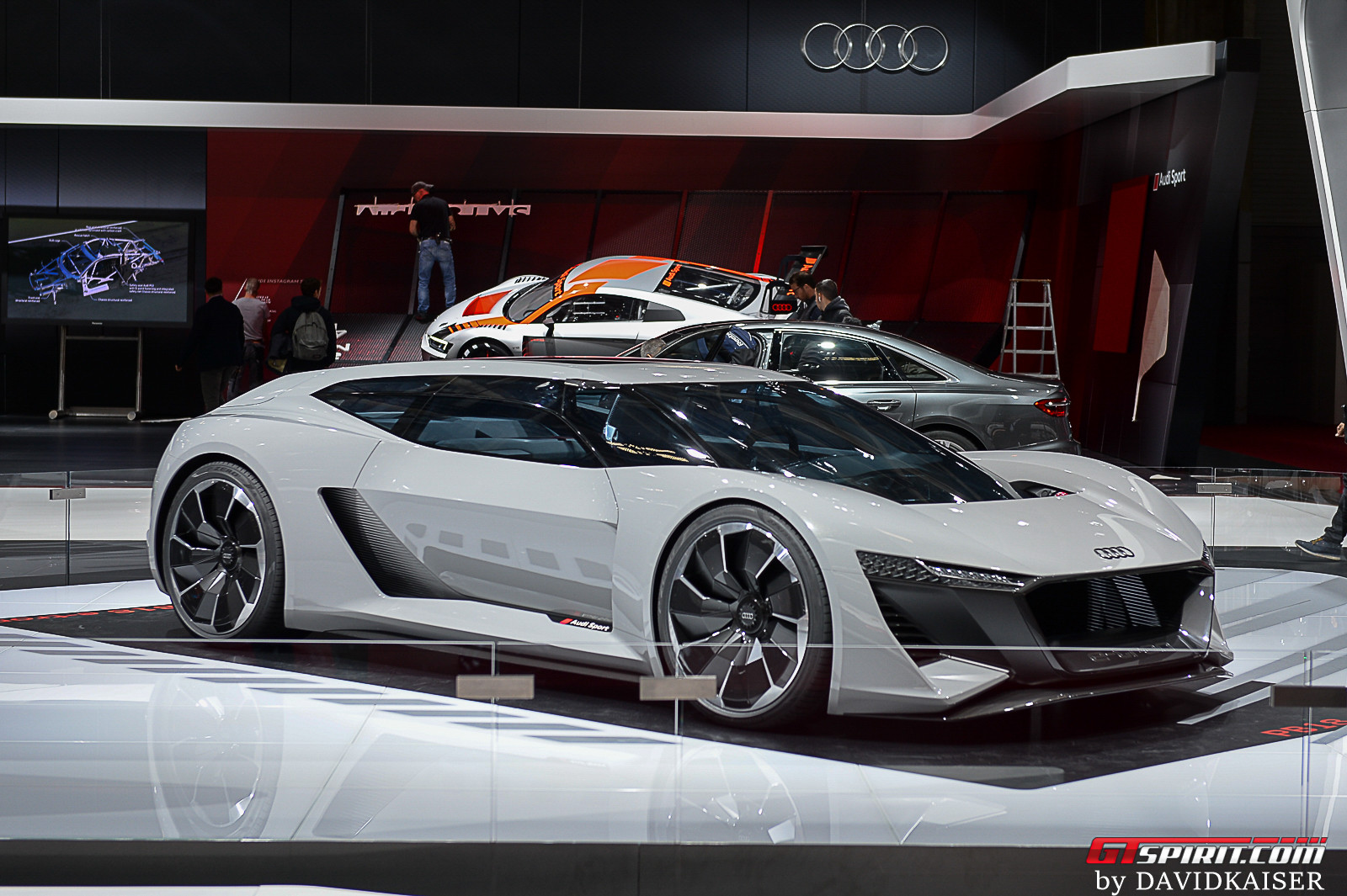 audi pb18 e tron confirmed for production gtspirit. Black Bedroom Furniture Sets. Home Design Ideas