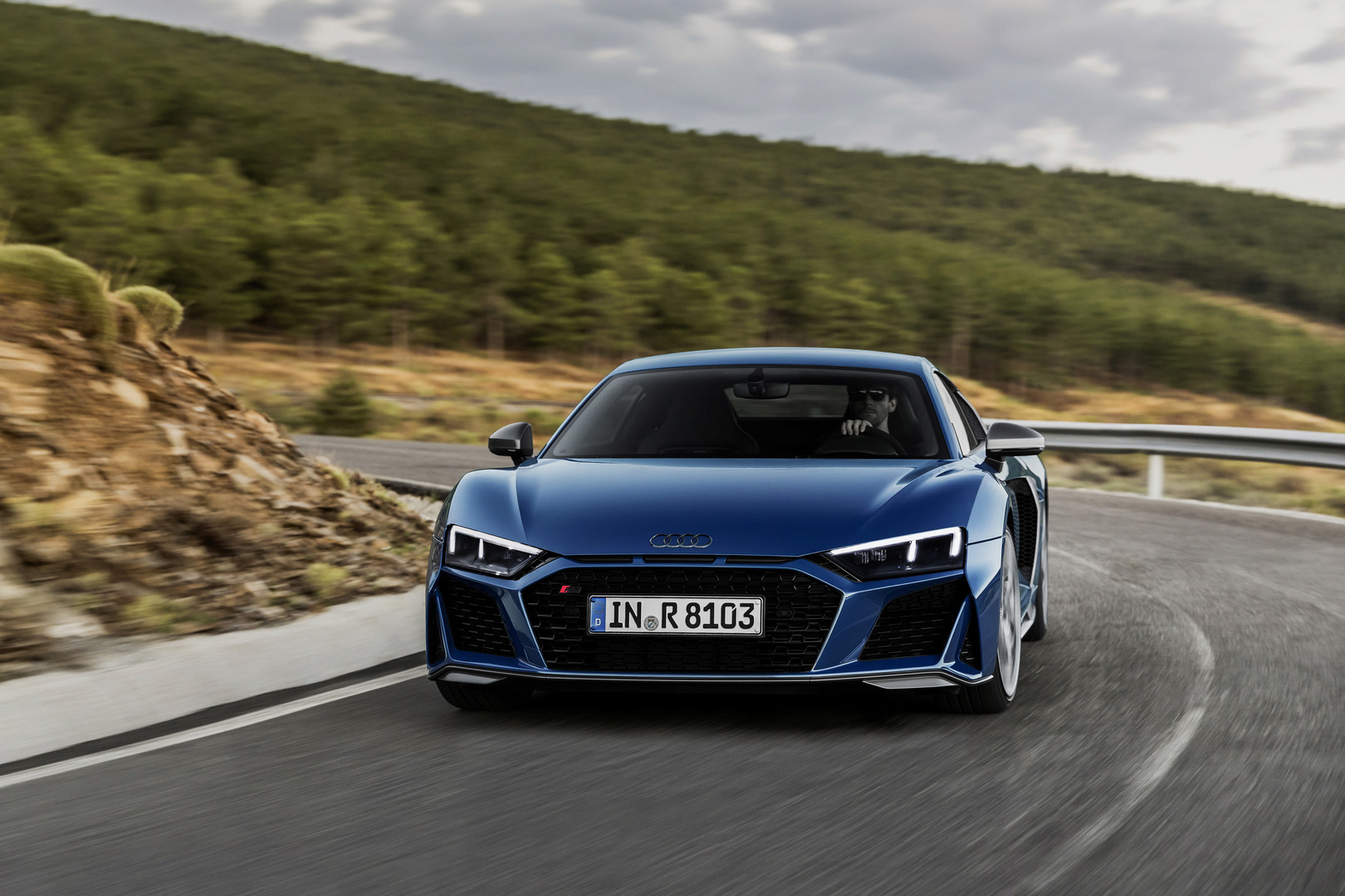 2019 audi r8 facelift first impressions gtspirit