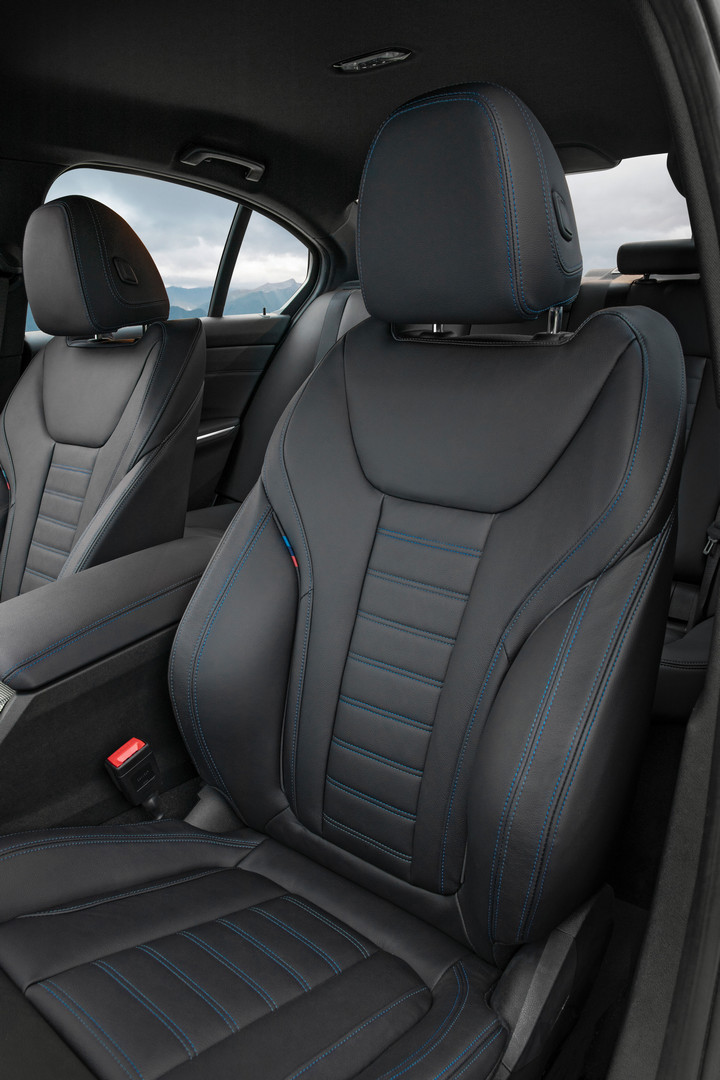 2019 BMW 3 Series G20 Seats