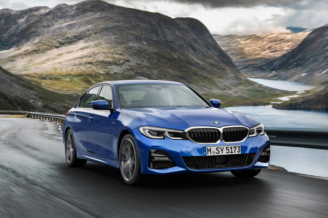 2019 BMW 3 Series G20 Blue