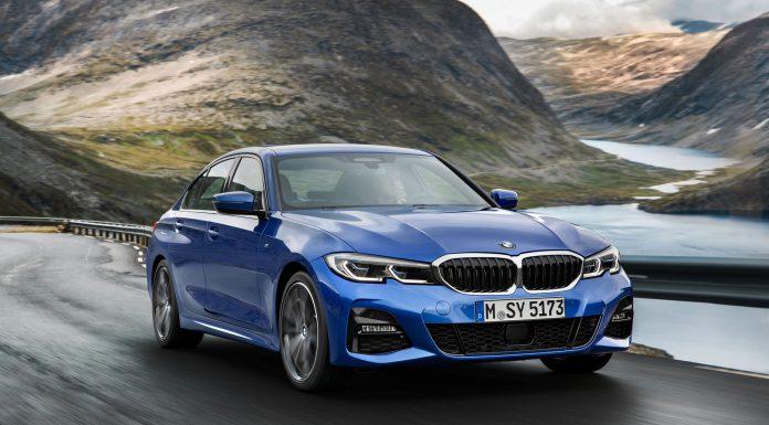 2019 BMW 3 Series G20 Blue