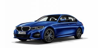 2019 BMW 3 Series G20 - Front