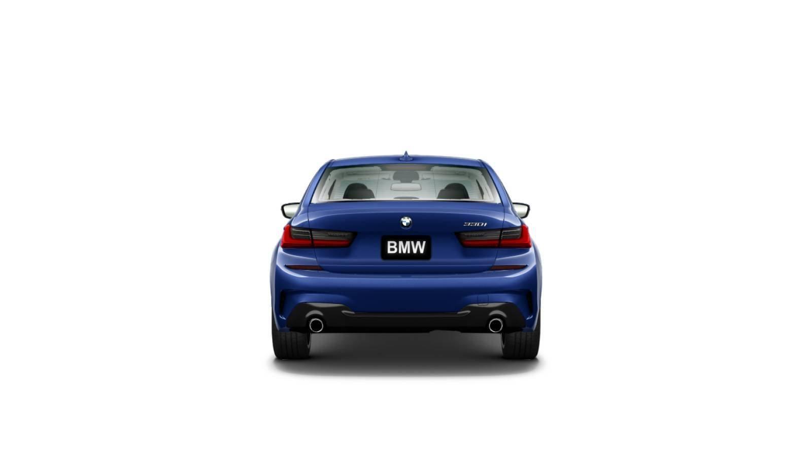 2019 BMW 3 Series G20 - Rear