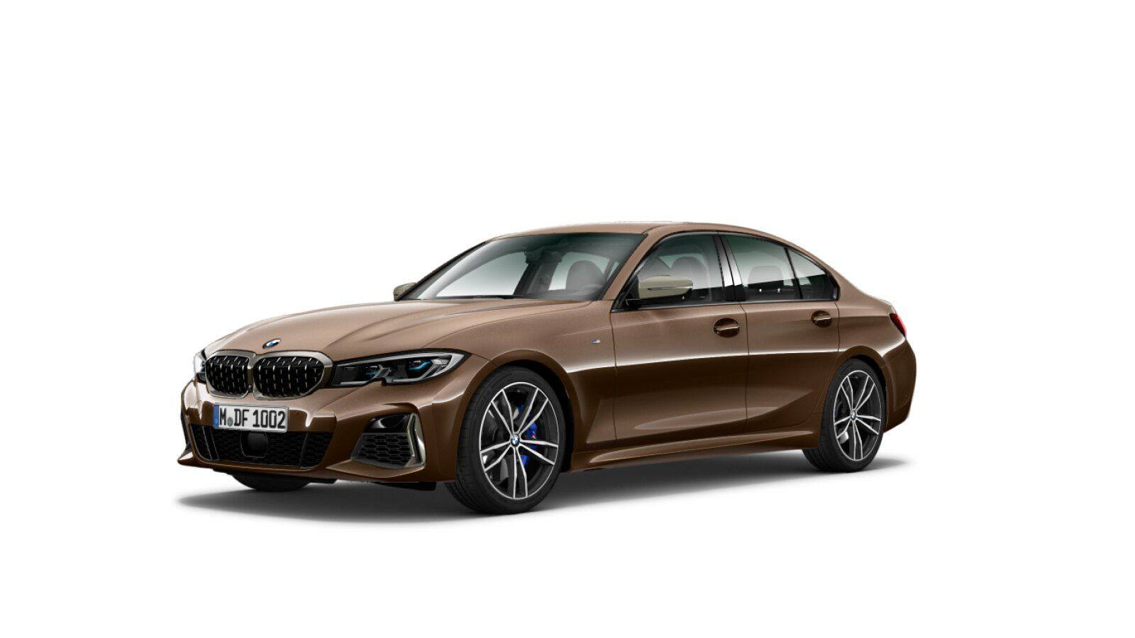 2019 BMW 3 Series G20 - Leaked