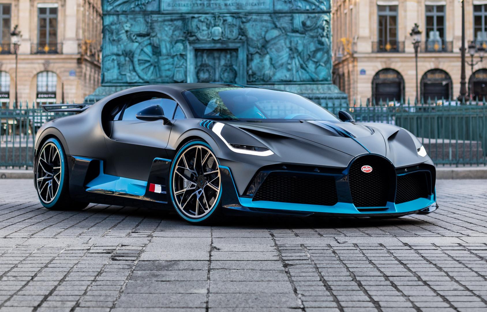 First Impression: Bugatti Divo - GTspirit