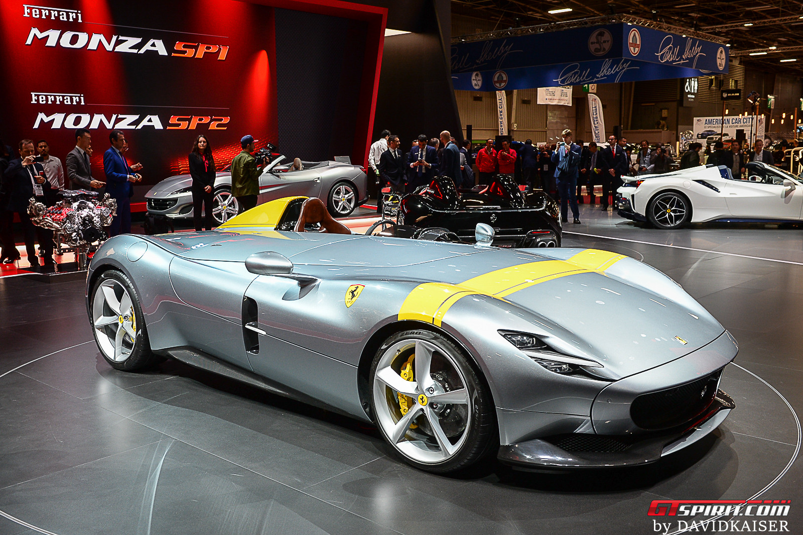Details Emerge about Ferrari Monza Cost and Production Run