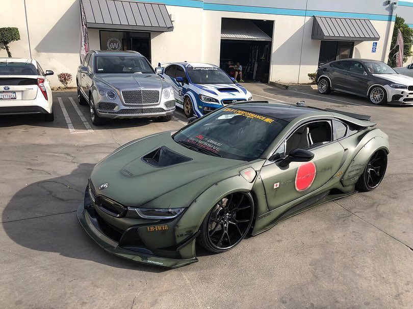 Top 10 Cars at SEMA 2018 - GTspirit