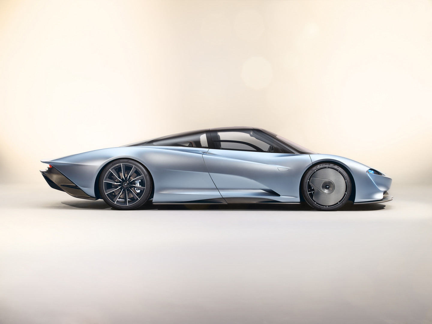 McLaren Speedtail revealed: Heir to the F1 throne
