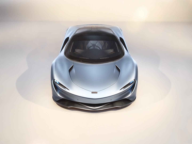 McLaren Speedtail Front